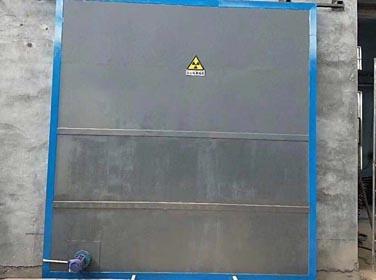 济南防护铅门安装