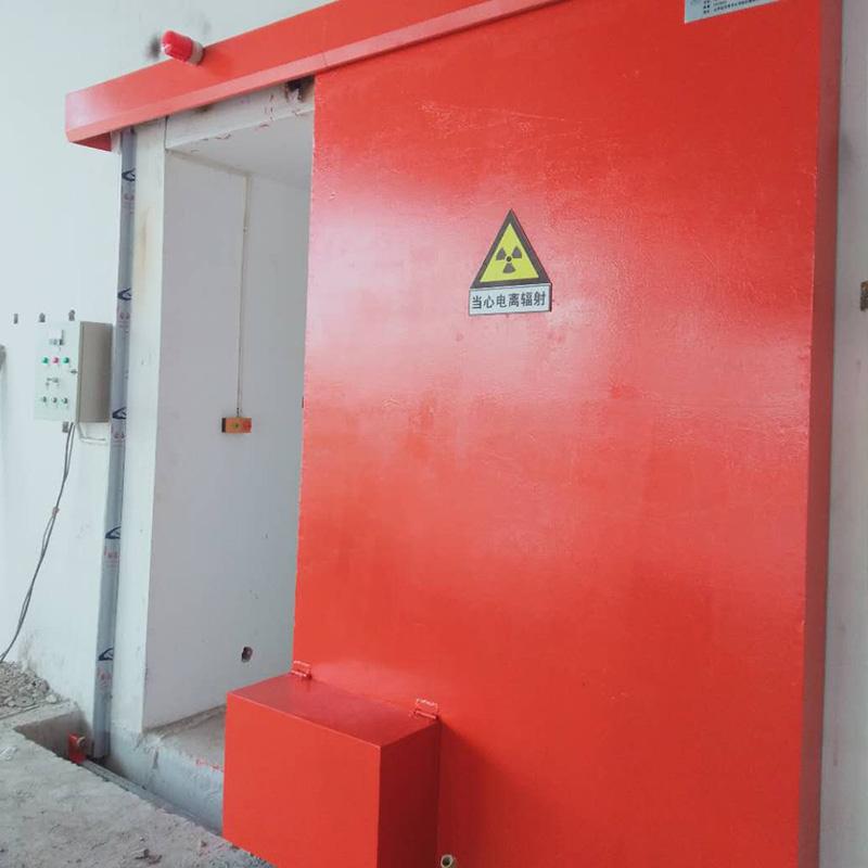 加速器铅防护门