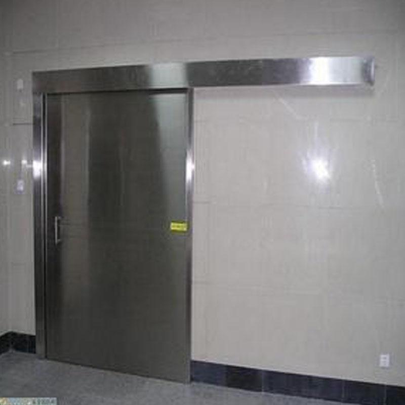 医用辐射防护门