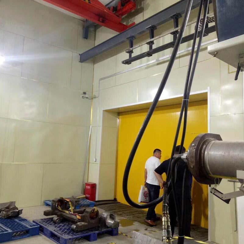 工业防辐射铅防护门