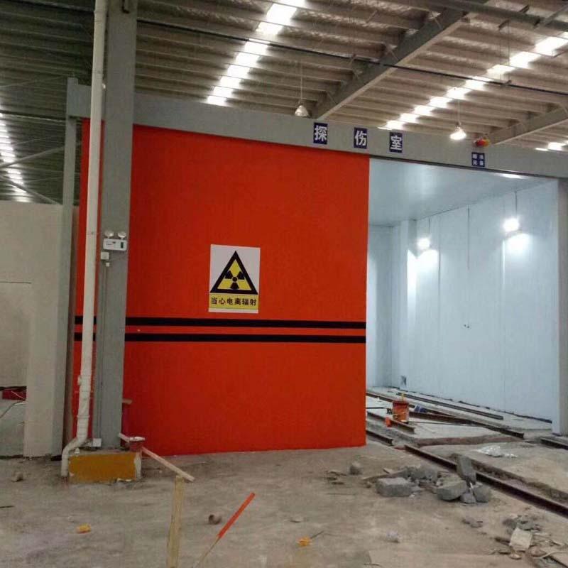 工业铅板防护门