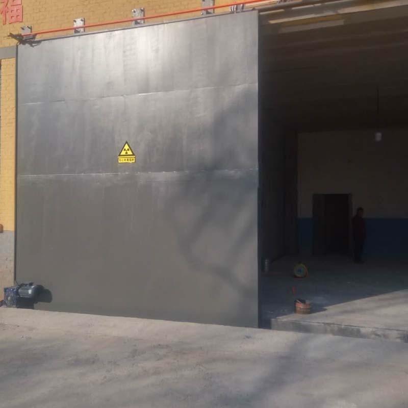 工业防射线铅门