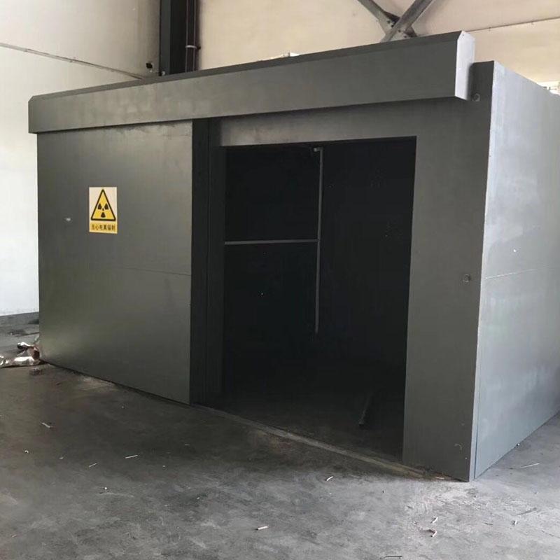 工业防辐射铅房