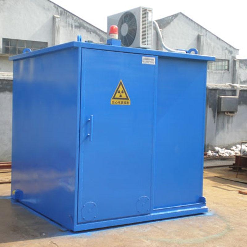 磁通防护铅房